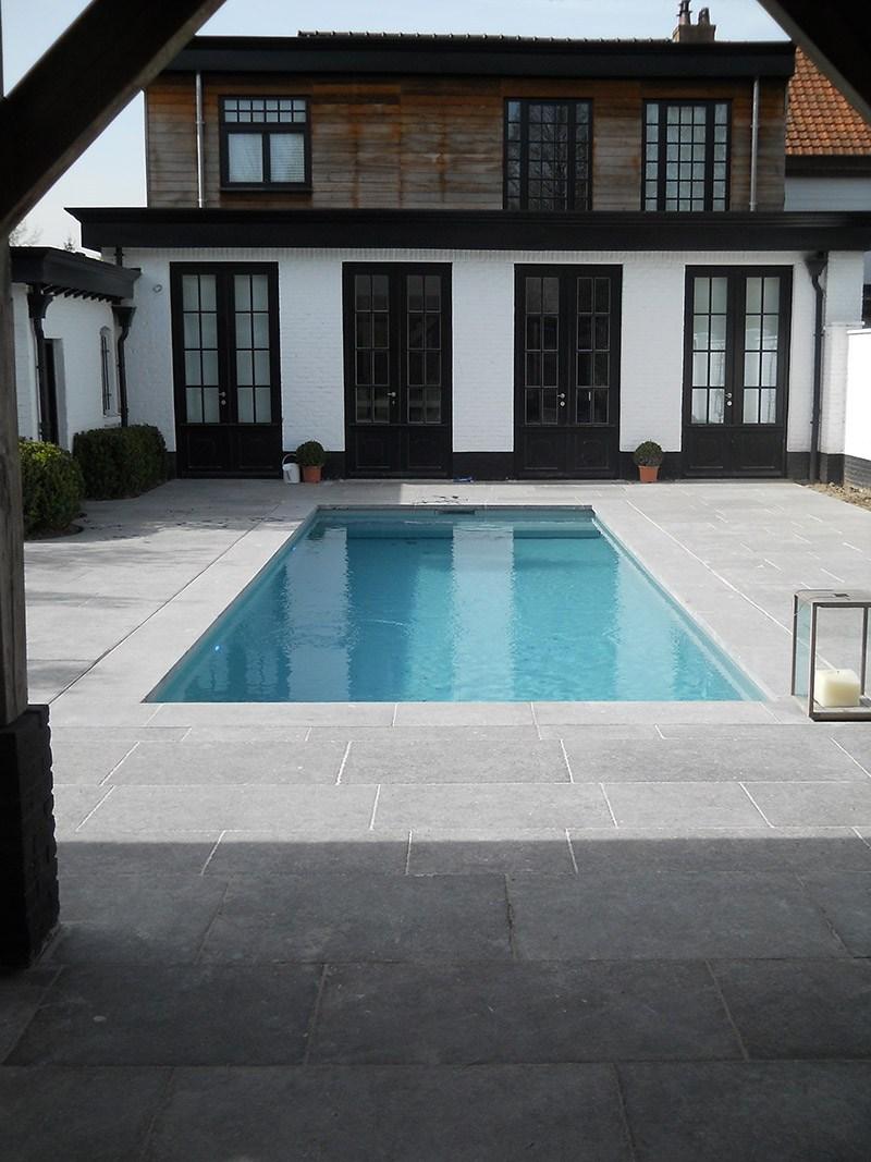 Aan de slag for Kostprijs polyester zwembad